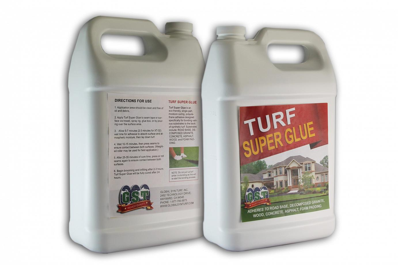 Turf Super Glue Artificial Grass San Antonio, Texas Synthetic Grass Tools Installation