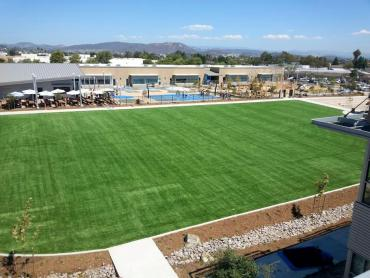 Artificial Grass Photos: Artificial Grass Carpet Rocksprings, Texas Backyard Soccer, Commercial Landscape