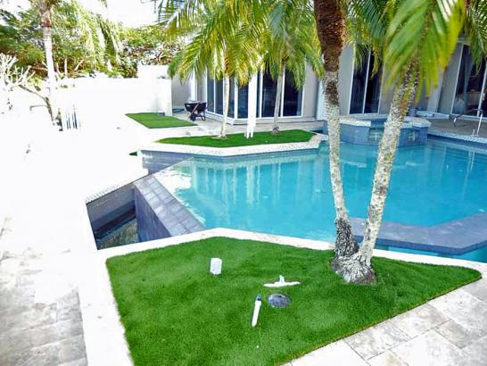 Artificial Grass Photos: Artificial Grass Installation Bastrop, Texas Landscaping Business, Backyard Designs