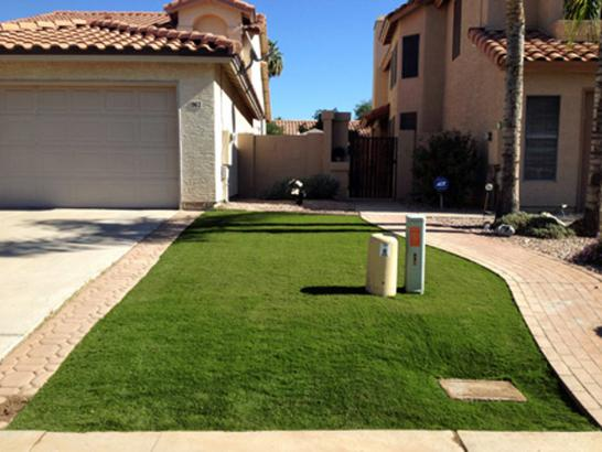 Artificial Grass Photos: Artificial Grass Installation Buchanan Lake Village, Texas Lawns, Front Yard Ideas