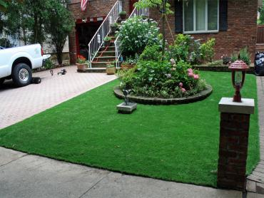 Artificial Grass Photos: Artificial Grass Installation Taft Southwest (historical), Texas, Landscaping Ideas For Front Yard