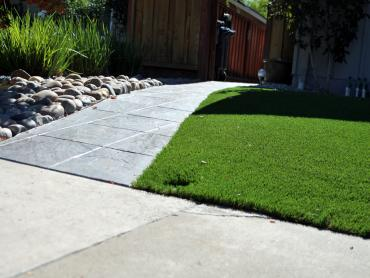 Artificial Grass Photos: Artificial Lawn Sarita, Texas Landscaping Business, Front Yard Design