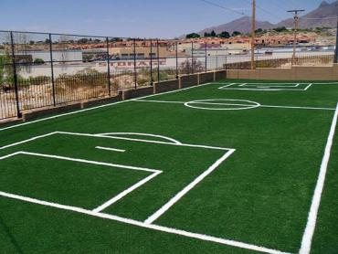 Artificial Grass Photos: Artificial Turf Installation Kyle, Texas Football Field