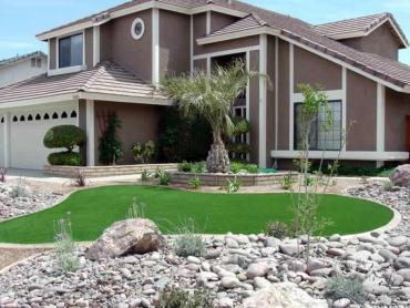 Artificial Grass Photos: Fake Lawn Needville, Texas Landscape Ideas, Front Yard Landscape Ideas