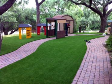 Artificial Grass Photos: Fake Lawn Nordheim, Texas Landscape Rock, Commercial Landscape