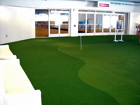 Artificial Grass Photos: Fake Turf Nixon, Texas Golf Green, Commercial Landscape