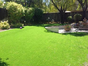 Faux Grass Fredericksburg, Texas Landscape Rock, Backyard artificial grass