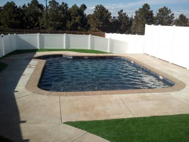 Artificial Grass Photos: Faux Grass Loma Linda East Colonia, Texas Home And Garden, Natural Swimming Pools