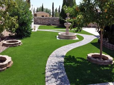 Artificial Grass Photos: Grass Carpet Harker Heights, Texas Gardeners, Backyard Landscaping Ideas