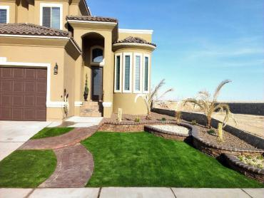 Artificial Grass Photos: Grass Installation Stockdale, Texas Landscape Ideas, Front Yard Landscape Ideas