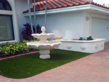 Artificial Grass Photos: How To Install Artificial Grass Luling, Texas Roof Top, Front Yard Landscaping