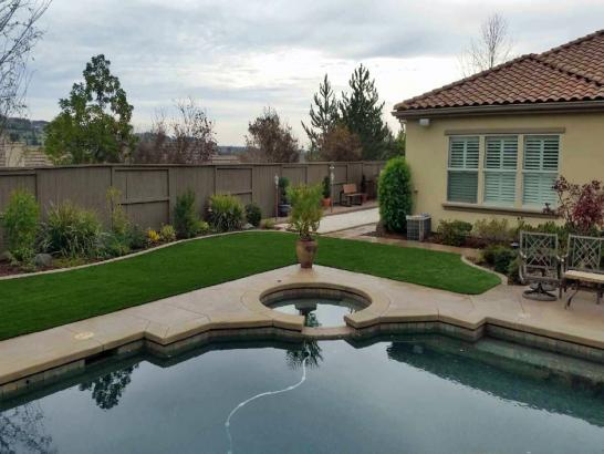 Artificial Grass Photos: How To Install Artificial Grass McDade, Texas Rooftop, Natural Swimming Pools
