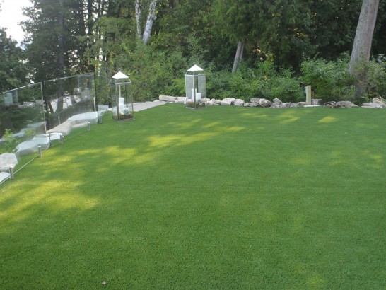 Artificial Grass Photos: Installing Artificial Grass Eagle Pass, Texas Landscaping, Backyard Landscaping