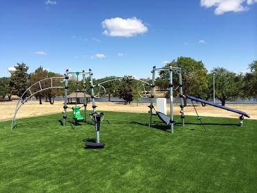 Artificial Grass Photos: Installing Artificial Grass Highland Haven, Texas Upper Playground, Recreational Areas