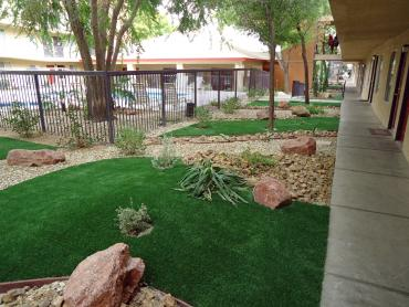 Artificial Grass Photos: Lawn Services Poteet, Texas Landscape Photos, Commercial Landscape