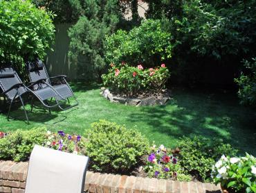 Plastic Grass Bayside, Texas Landscape Design, Backyard Garden Ideas artificial grass