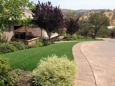 Artificial Grass Photos: Synthetic Lawn Leander, Texas Landscape Rock, Landscaping Ideas For Front Yard
