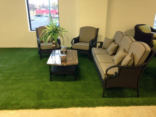 Synthetic Turf Hilltop, Texas Rooftop, Commercial Landscape artificial grass