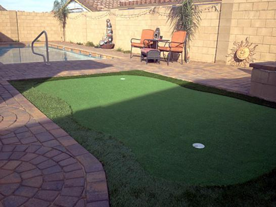 Artificial Grass Photos: Synthetic Turf Supplier Camp Wood, Texas Home Putting Green, Small Backyard Ideas