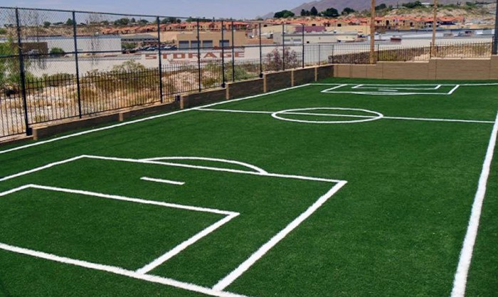 Sports Fields Synthetic Grass in San Antonio, Texas
